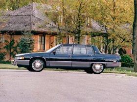 Ver foto 2 de Cadillac Fleetwood 1989