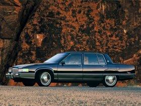 Ver foto 1 de Cadillac Fleetwood 1989
