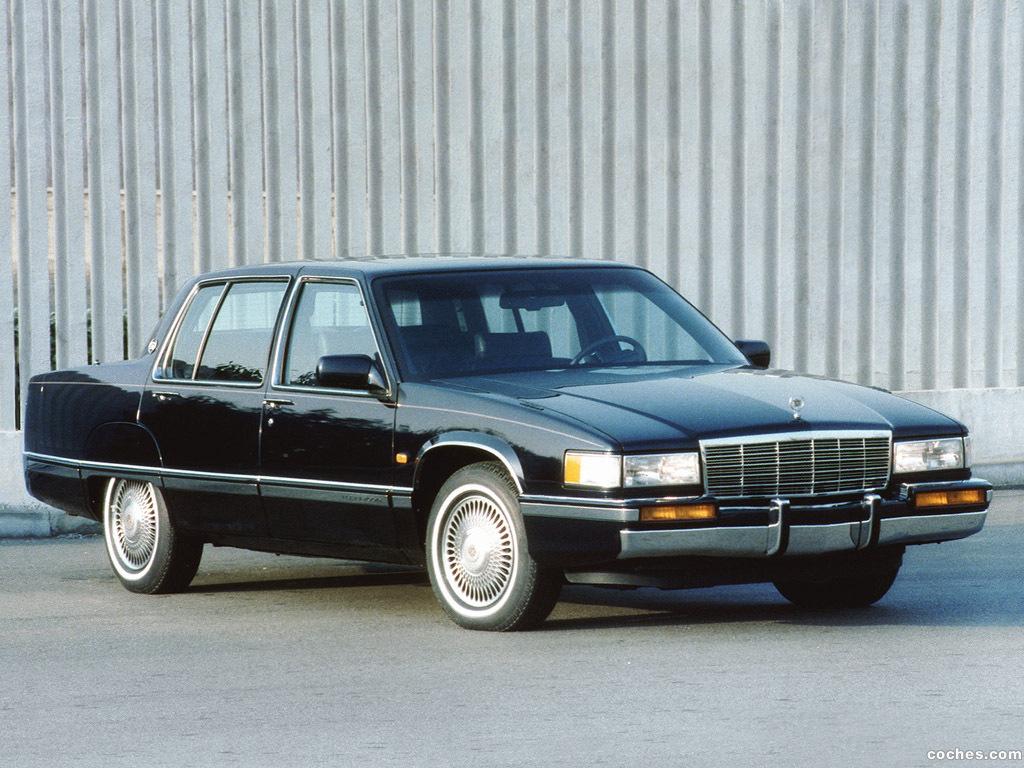 Foto 0 de Cadillac Fleetwood 1991