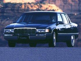 Ver foto 9 de Cadillac Fleetwood 1991