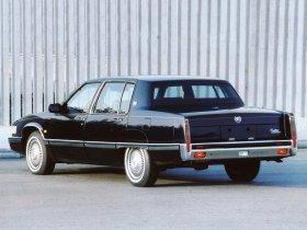 Ver foto 8 de Cadillac Fleetwood 1991