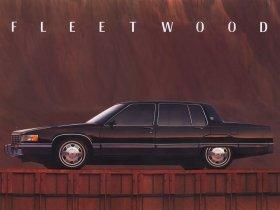 Ver foto 7 de Cadillac Fleetwood 1991
