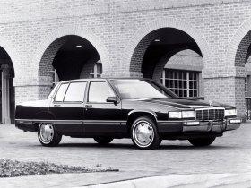 Ver foto 5 de Cadillac Fleetwood 1991