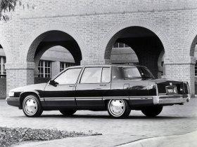 Ver foto 4 de Cadillac Fleetwood 1991