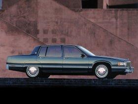 Ver foto 2 de Cadillac Fleetwood 1991