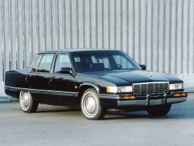 Ver foto 1 de Cadillac Fleetwood 1991