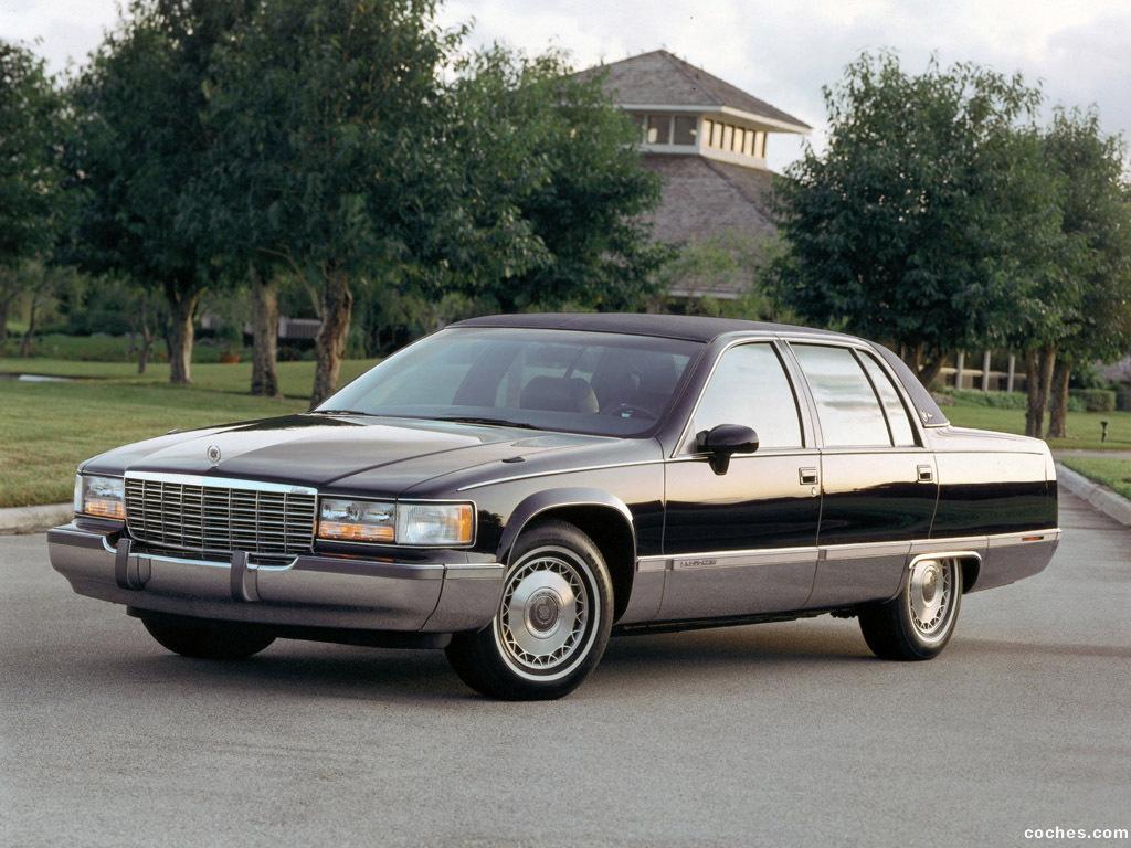 Foto 0 de Cadillac Fleetwood 1993