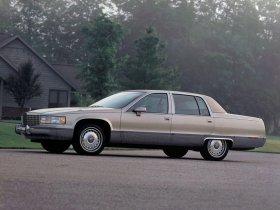 Ver foto 13 de Cadillac Fleetwood 1993