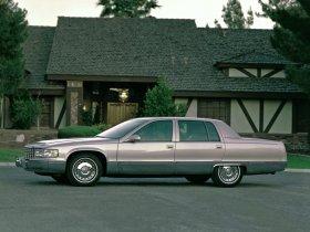 Ver foto 11 de Cadillac Fleetwood 1993