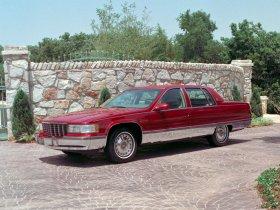 Ver foto 10 de Cadillac Fleetwood 1993