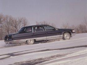 Ver foto 7 de Cadillac Fleetwood 1993