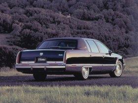 Ver foto 6 de Cadillac Fleetwood 1993