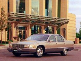 Ver foto 4 de Cadillac Fleetwood 1993