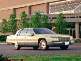 Ver foto 3 de Cadillac Fleetwood 1993