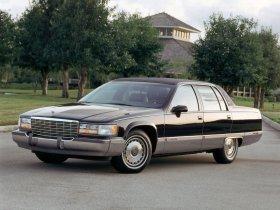 Ver foto 1 de Cadillac Fleetwood 1993