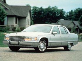 Ver foto 22 de Cadillac Fleetwood 1993