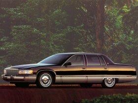 Ver foto 21 de Cadillac Fleetwood 1993
