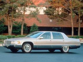 Ver foto 20 de Cadillac Fleetwood 1993