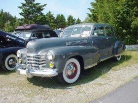Fotos de Cadillac Fleetwood 60 Special 1941