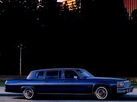 Ver foto 1 de Cadillac Fleetwood Brougham Limousine 1981
