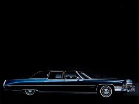Fotos de Cadillac Fleetwood Seventy Five 1971