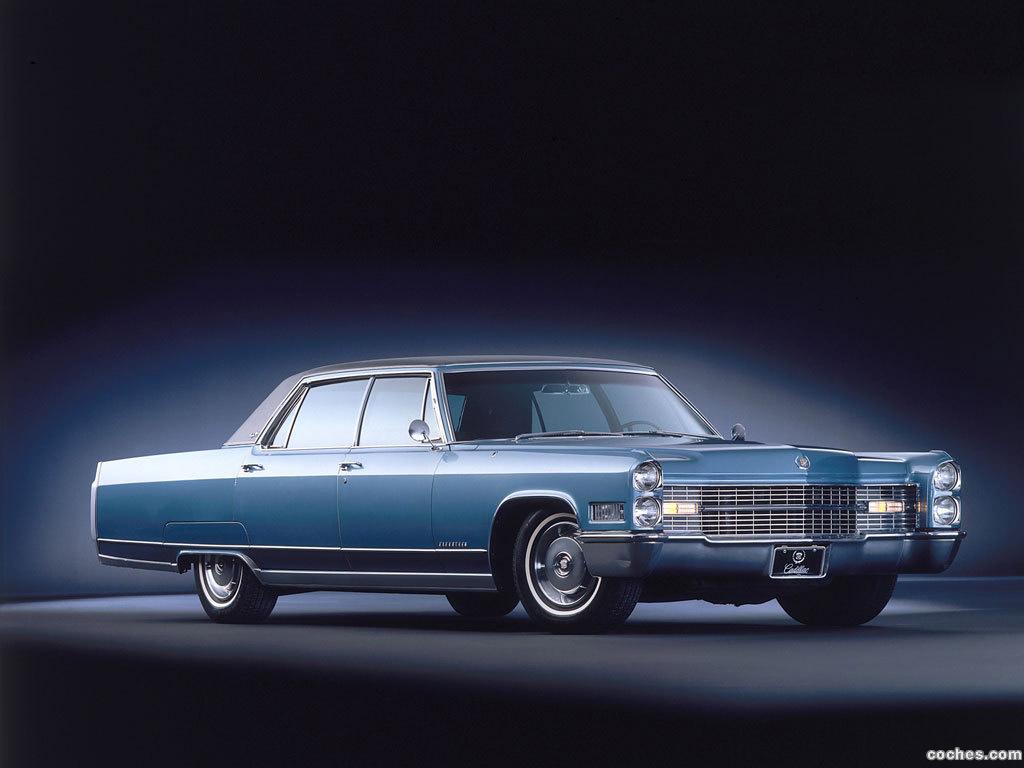 Foto 0 de Cadillac Fleetwood Sixty Special 1966