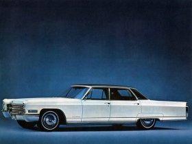 Ver foto 3 de Cadillac Fleetwood Sixty Special 1966