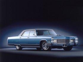 Ver foto 1 de Cadillac Fleetwood Sixty Special 1966
