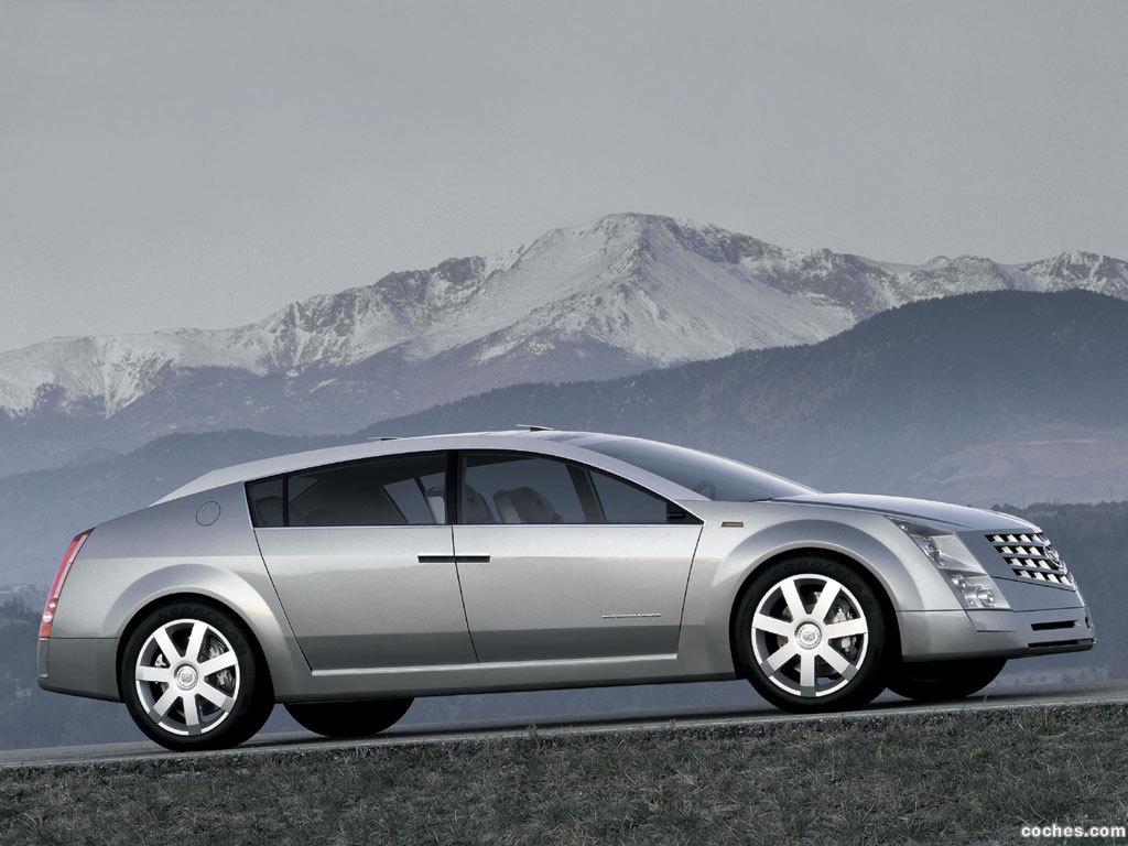 Foto 0 de Cadillac Imaj Concept 2000