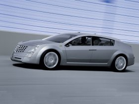 Ver foto 3 de Cadillac Imaj Concept 2000