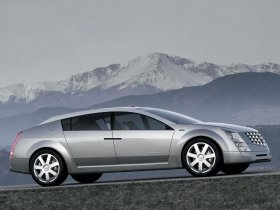 Fotos de Cadillac Imaj Concept 2000