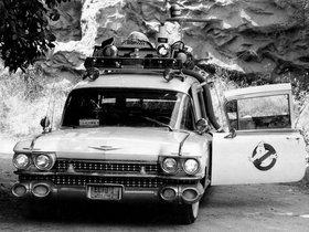 Ver foto 2 de Cadillac Miller-Meteor Ectomobile Ghostbusters Movie Car 1984