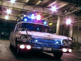Ver foto 1 de Cadillac Miller-Meteor Ectomobile Ghostbusters Movie Car 1984