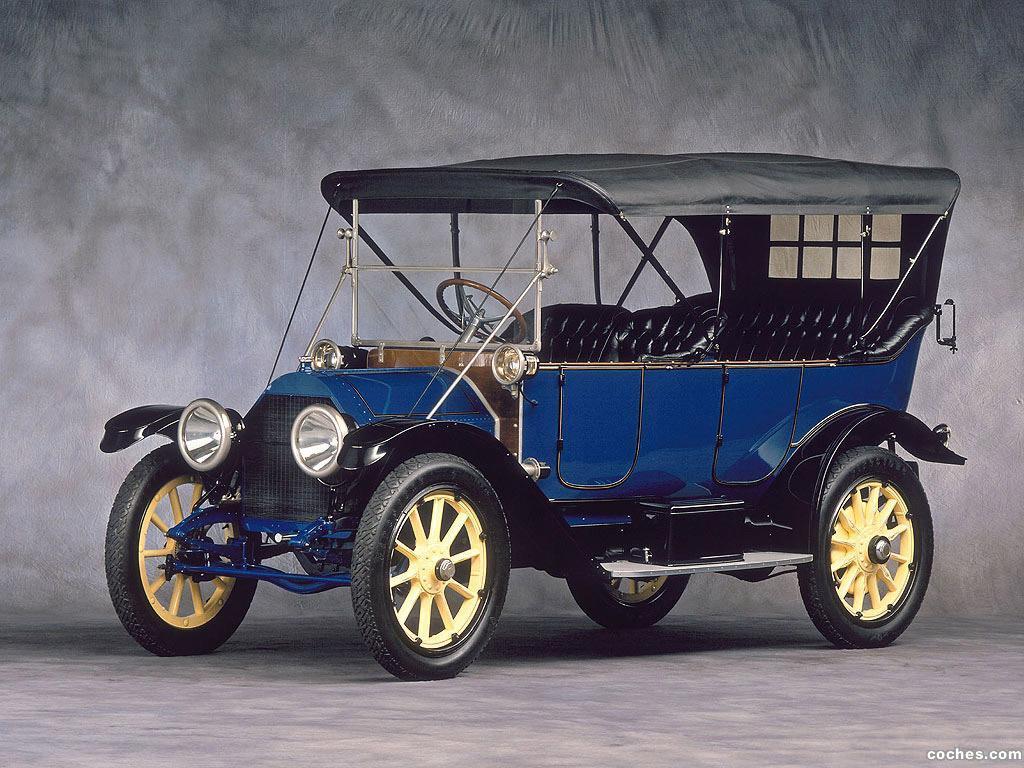 Foto 0 de Cadillac Model 30 1912