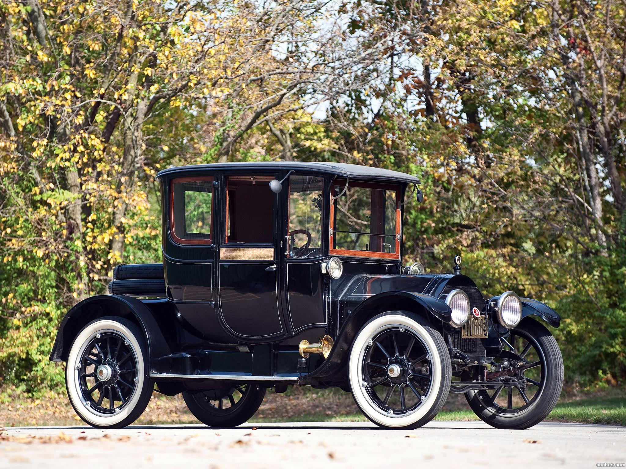 Foto 0 de Cadillac Model 30 Coupe 1913