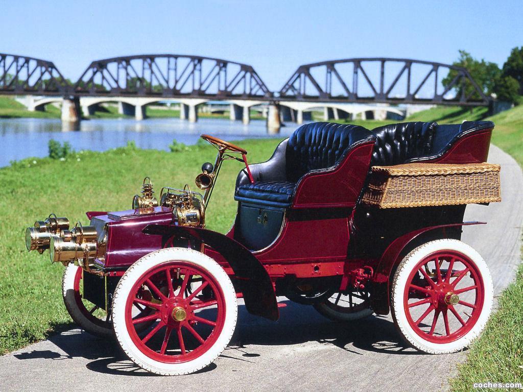 Foto 0 de Cadillac Model-B Touring 1904