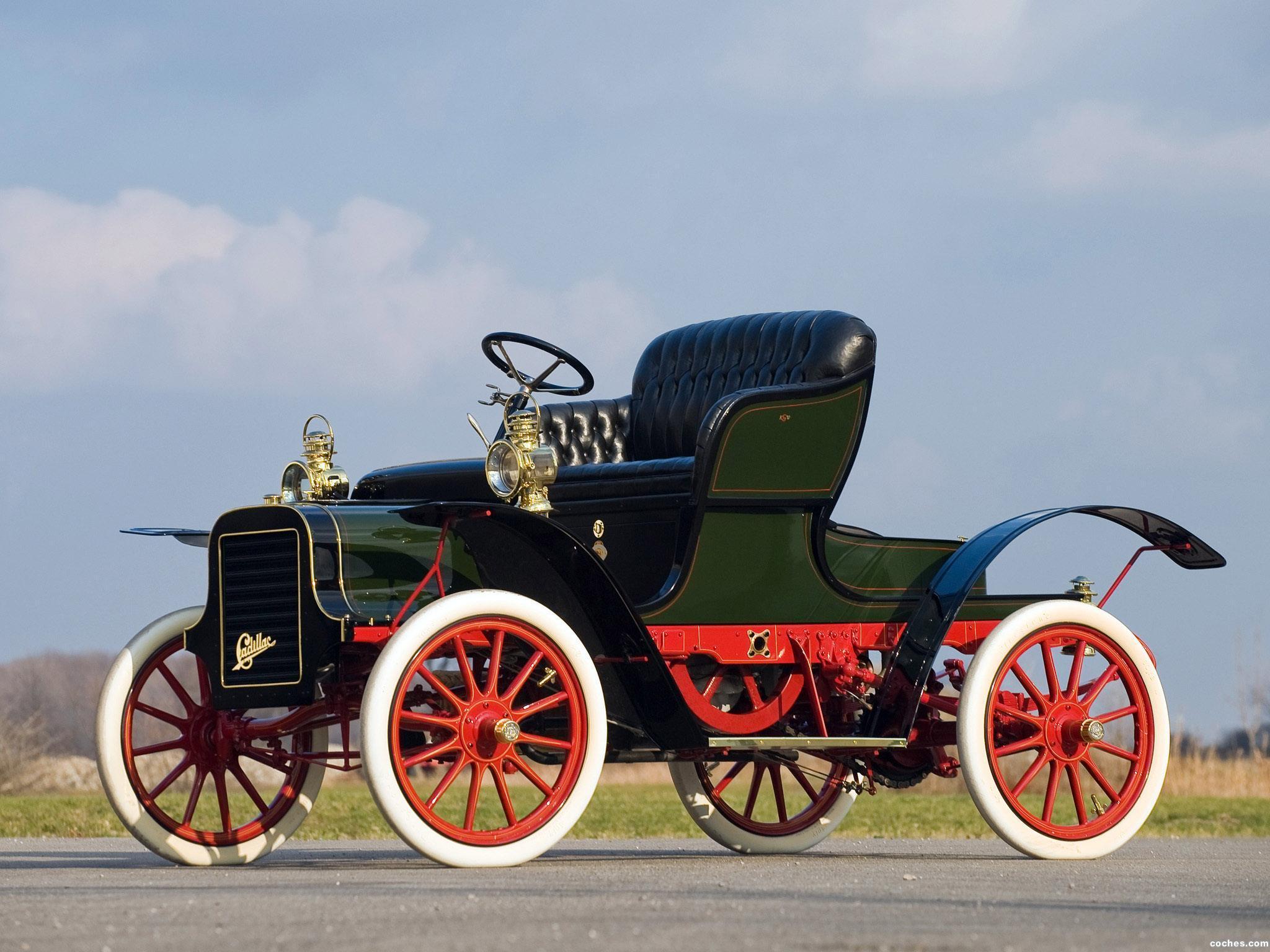 Foto 0 de Cadillac Model-S 1908