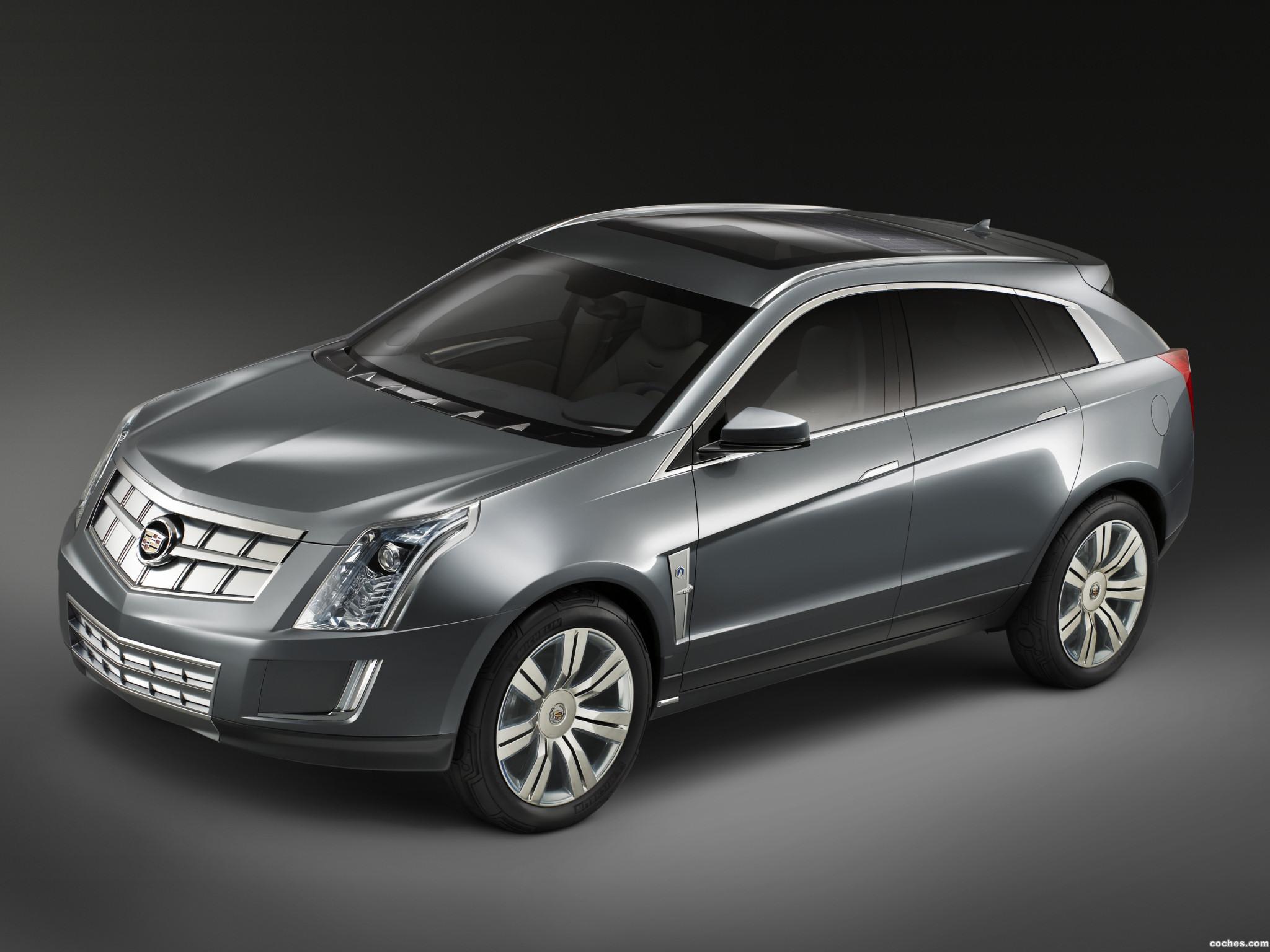 Foto 0 de Cadillac Provoq Fuel Cell Concept 2008