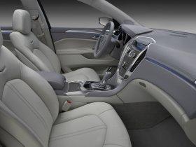 Ver foto 11 de Cadillac Provoq Fuel Cell Concept 2008