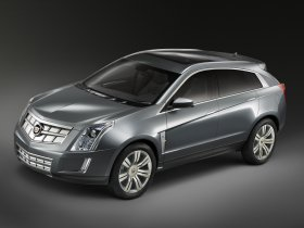 Fotos de Cadillac Provoq Fuel Cell Concept 2008