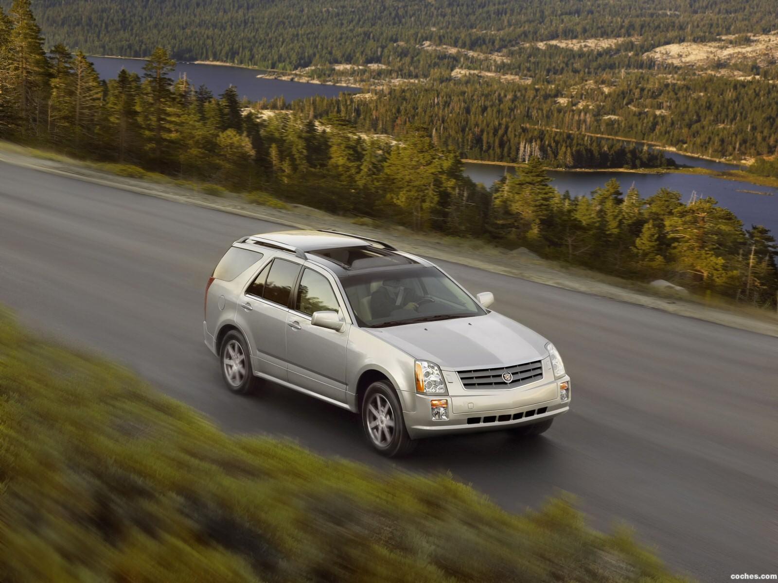 Foto 11 de Cadillac SRX 2004