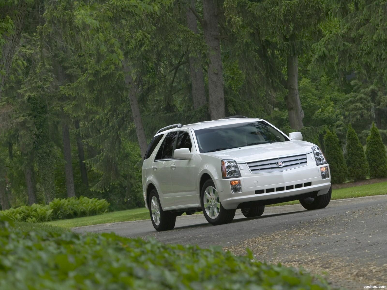 Foto 2 de Cadillac SRX 2004