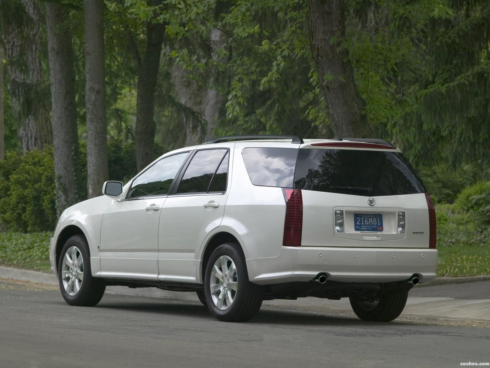 Foto 1 de Cadillac SRX 2004
