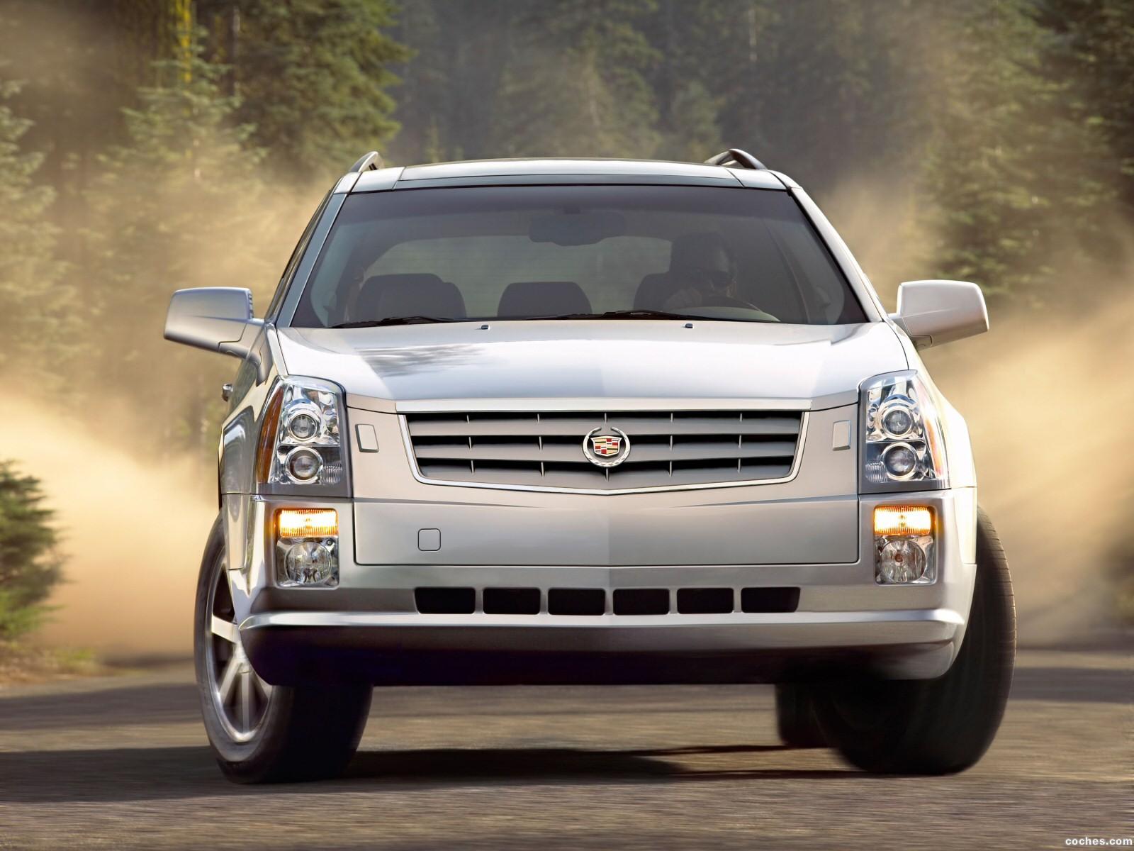 Foto 7 de Cadillac SRX 2004