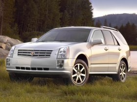 Ver foto 10 de Cadillac SRX 2004
