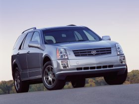 Ver foto 9 de Cadillac SRX 2004