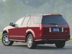 Ver foto 5 de Cadillac SRX 2004