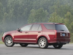 Ver foto 4 de Cadillac SRX 2004