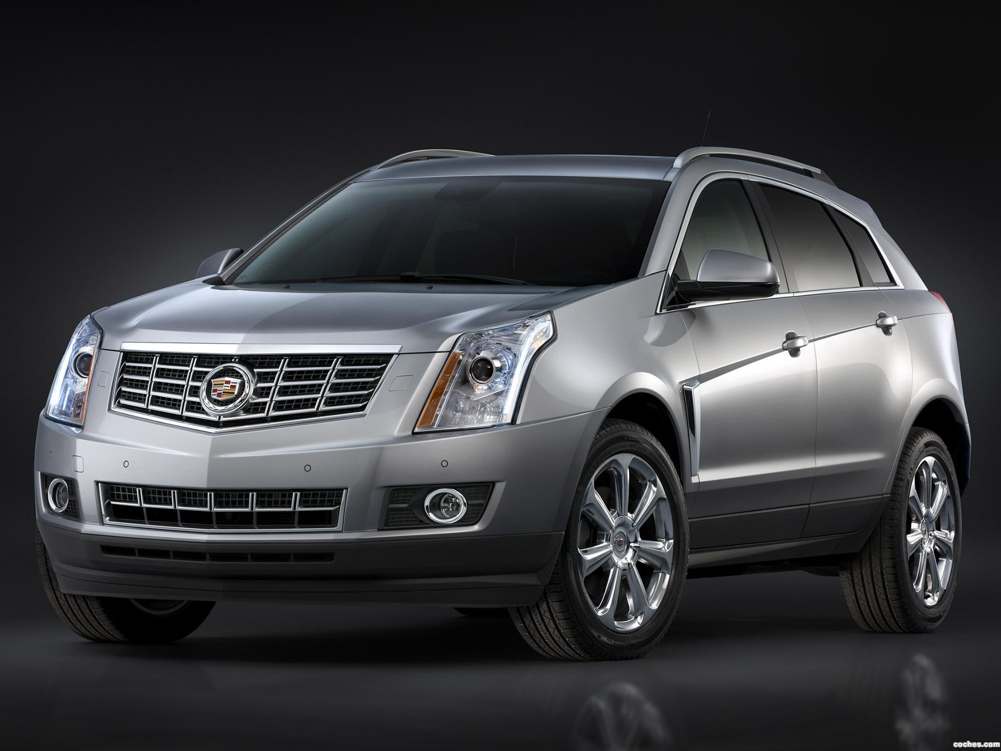 Foto 0 de Cadillac SRX 2012