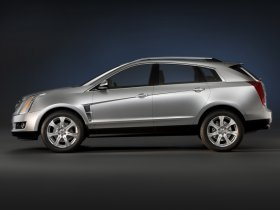 Ver foto 8 de Cadillac SRX Crossover 2010